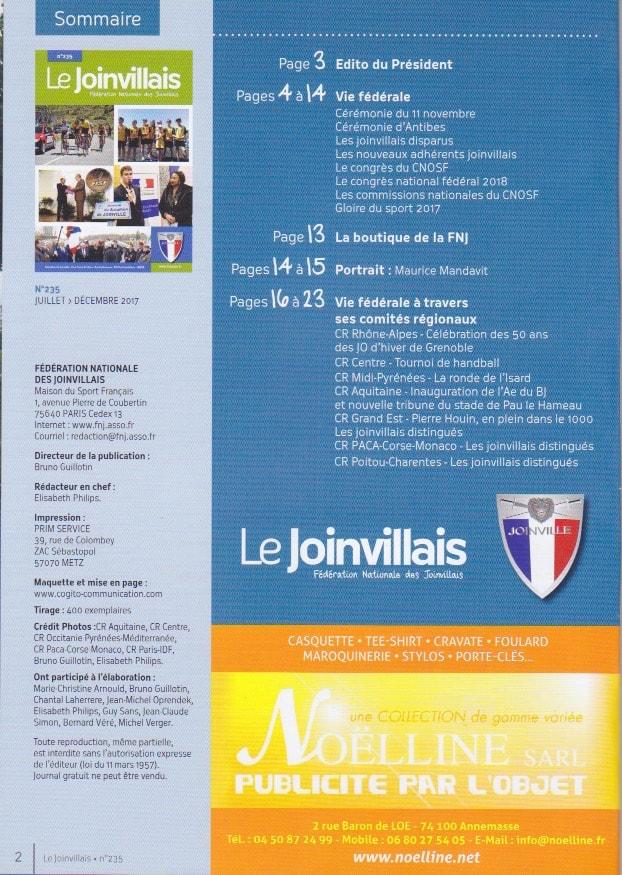Le Joinvillais n°235