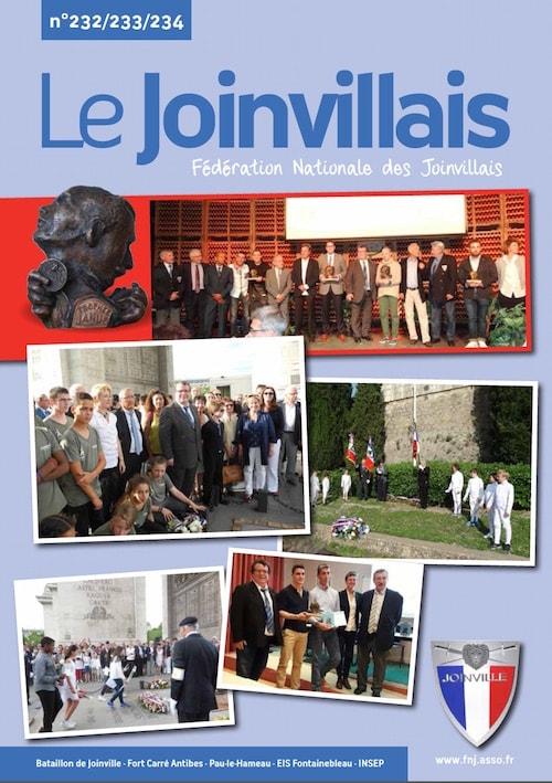 Le Joinvillais n°232, 233, 234